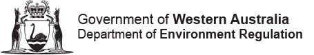 Department of Envrionment Regulation, Government of Western Australia