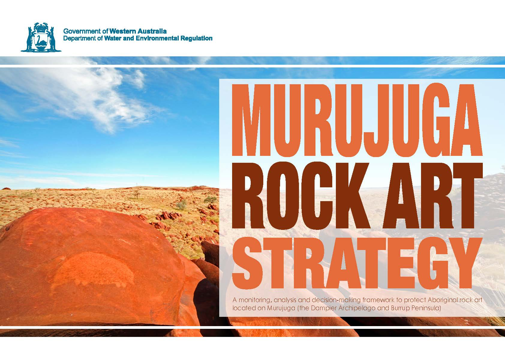 Murujuga Rock Art Strategy